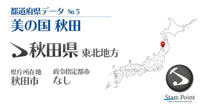 秋田県統計データ