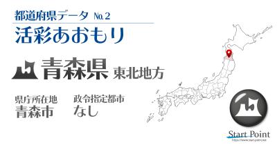 青森県統計データ