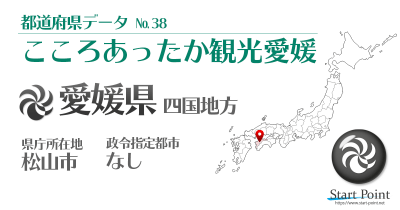 愛媛県統計データ