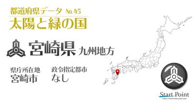 宮崎県統計データ