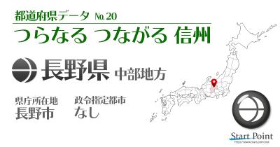長野県統計データ