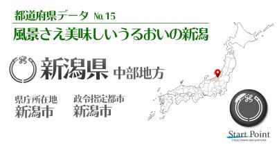 新潟県統計データ