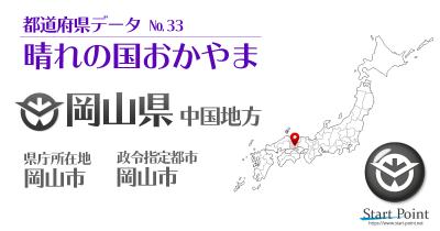岡山県統計データ