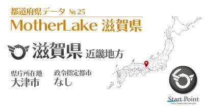 滋賀県統計データ