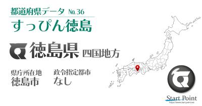 徳島県統計データ