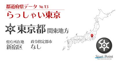 東京都統計データ