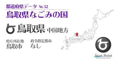 鳥取県統計データ