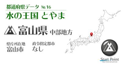 富山県統計データ